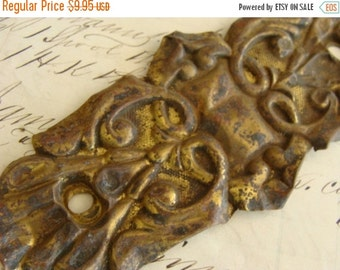 ON SALE One Beautiful Antique Salvaged French Hardware