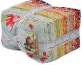 WINTER SALE - Coney Island - Fat Quarter Bundle (40) - Fig Tree - Moda Fabrics
