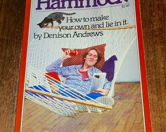 Hammock by Denison Andrews Vintage Paperback Book