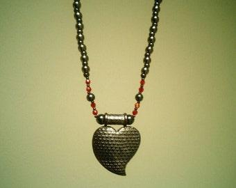 Valentine Hearts & Crystal