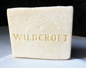 "Handmade Baby Soap. ""Baby Block"" Gentle, Extra Moisture Soap For Sensitive Skin. 1 bar"