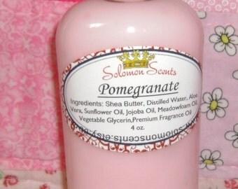 Pomegranate Shea Butter Lotion