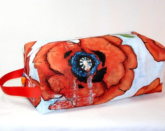 Big Poppy Sweater Bag