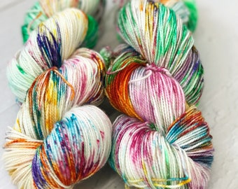 Aspen Sock yarn with nylon