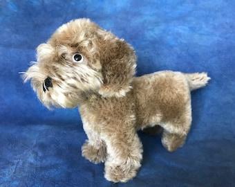 Vintage Puppy Dog Steiff Stuffed Toy