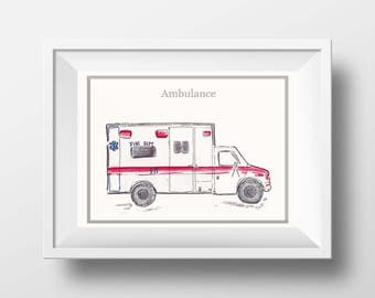 Ms. Ambulance!
