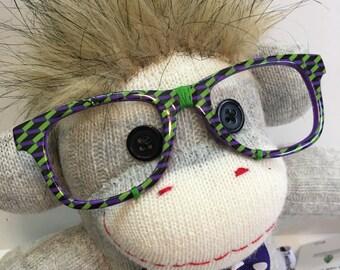 Edwin the Sock Monkey