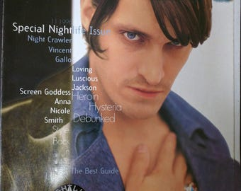Paper magazine mens style fashion nineties fashion collections 1997