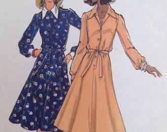 Butterick 5733 Dress - size 14