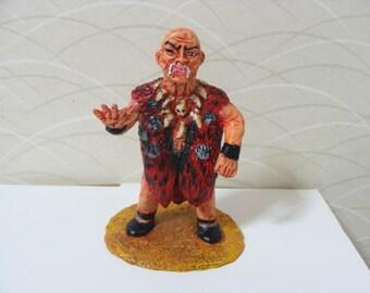 Dark-age  Wizard  Figurine *Made To Order*