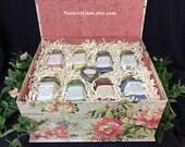 RESERVED for Nicole-Bridal Shower Gift, Bridal Candle Box, Wedding Shower Gift, Candle Poem, Gift for Bride, Bridal Candle Gift, Bridal Gift