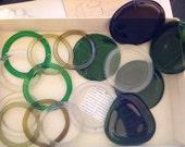 Custom for Lana Bulk Lot Rondelle and Ring Suncatchers