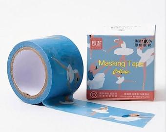 Ballet Washi Tape (SC-197)