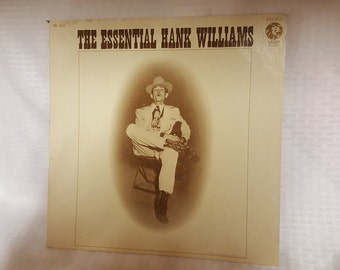 The Essential Hank Williams - Vintage Record