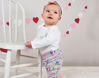 Heart Baby Leggings