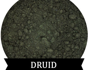 Green Eyeshadow DRUID