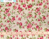 Pink Florals Pillowcase