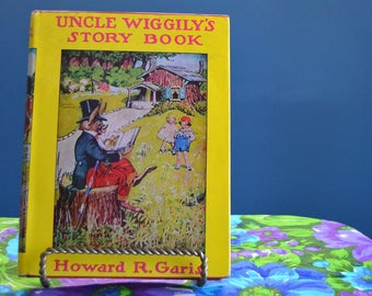 Uncle Wiggily's Story Book by Howard R. Garis - Copyright 1939, Platt and Munk