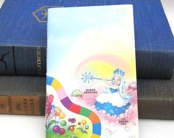 Candyland Gameboard Notebook / Journal / Sketchbook
