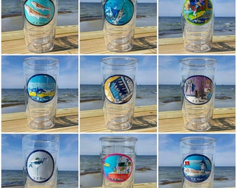 Tervis Tumblers fishing sailfish humorous signature artwork made by me insulated cups 16oz 9 designs available plus travel lids