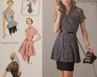Simplicity vintage top pattern 1460