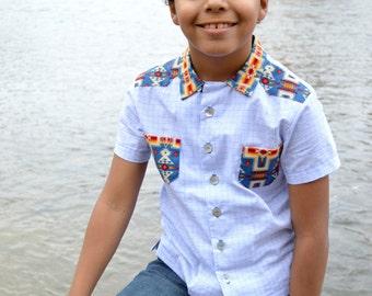 Native Button-up Shirt