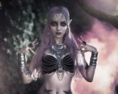 Dark Elf 1 - Genevieve - High Quality 8x11 SIGNED print