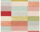 """reserved for dana Z. 60"""" braided rug made from new cotton t shirt fabric"""