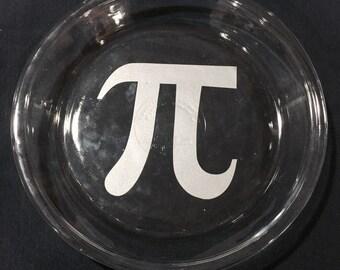 Pi Plate - 3.14 Pie Plate