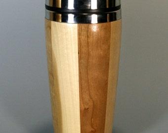Wood Travel Mug