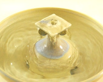 """Cat Water Fountain - """"Greecian"""""""