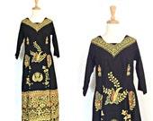 Vintage Boho Dress - hipp...