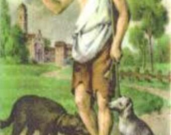 Saint Lazarus Oil Wicca Pagan Spirituality Religion Ceremonies Hoodoo Metaphysical MaidenMotherCrone