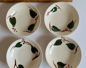 Stanhome Ivy by Blue Ridge Southern Pottery