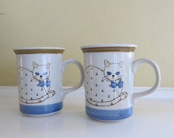 Otagiri Cat Mugs
