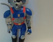 Vintage 1993 Biker Mice From Mars Modo Action Figure