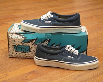 deadstock vintage made in USA Vans style 59 era