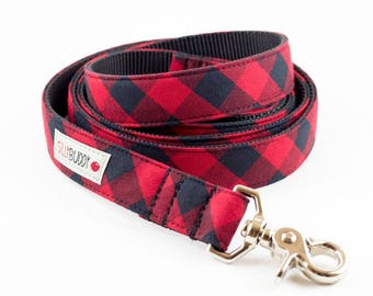 Buffalo Plaid Dog Leash