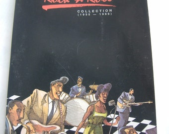 The Definitive Rock 'n Roll Sheet Music Book for Alto Saxophone