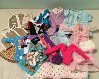 Barbie Doll Clothes Lot 4