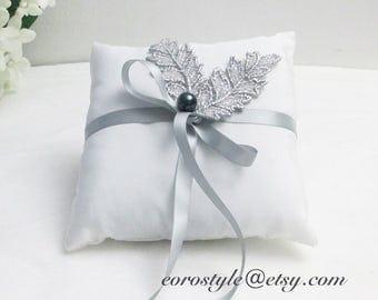 Ring Bearer Pillows, Ring Pillow, Wedding Ring Pillow, Ring Bearer, Lace Ring Pillow, Rustic Wedding, Ring Cushion