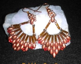 Copper Delight Earrings