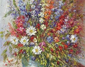 Bouquet de fleurs sauvages etsy - Bouquet de fleurs sauvages ...