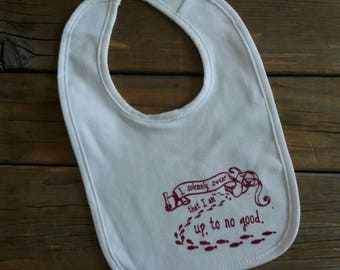 Harry Potter Inspired Baby Bib