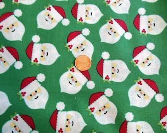 Fat Quarter - Santas