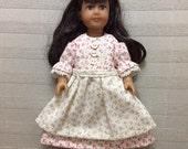 Mini AG doll prairie dress