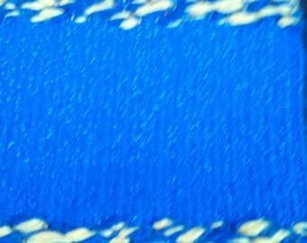 Royal Blue Sparkle Set of 4 Coasters by canfieldcreations