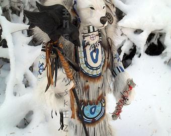Spirit Bear Manitou (spirit or totem)
