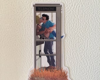 TRUE ROMANCE Fridge MAGNET