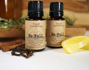 Be Well Blend for Immune Support
